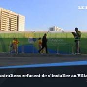 JO 2016: la délégation australienne refuse de s'installer au Village Olympique