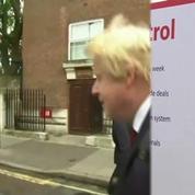 Brexit: les partisans de Boris Johnson se sentent trahis