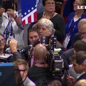 Les délégués anti-Trump se révoltent à la convention républicaine