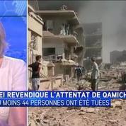 Syrie : l'Etat islamique revendique l'attentat de Qamichli