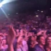 Céline Dion fait danser Bercy pour la victoire des Bleus