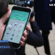 Pokémon GO: au coeur d'une chasse géante de pokémons à paris