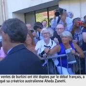Nicolas Sarkozy inaugure son nouveau QG de campagne et place Wauquiez à la tête des Républicains