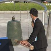 Le Japon commémore le 71e anniversaire d'Hiroshima