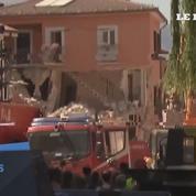 Séisme en Italie : les images d'une des répliques