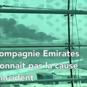 Accident d'un Boeing 777 à l'atterrissage à Dubaï