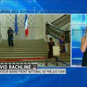 Cette décision du Conseil d'Etat est extrêmement inquiétante, selon David Rachline