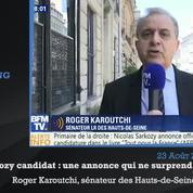 La candidature de Nicolas Sarkozy, une surprise pour personne
