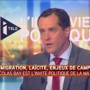Sarkozy est animé par un esprit de revanche, selon Nicolas Bay