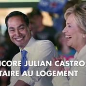 Les Latinos «déçus» par les choix d'Hillary Clinton