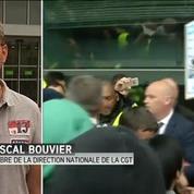 Licenciement d'un délégué CGT d'Air France - Pascal Bouvier : On est extrêmement surpris, les délais légaux étant dépassés...