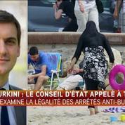 Nicolas Cadène: Il ne faut pas commencer à imposer une police vestimentaire