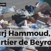 Au Liban, Beyrouth croule à nouveau sous les ordures