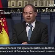 Bolivie: un vice-ministre battu à mort par des mineurs grévistes