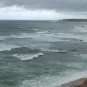 Après Earl, la tempête Javier frappe les côtes mexicaines