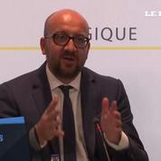Charleroi: le premier ministre belge confirme la piste terroriste