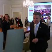 Accord de paix historique en Colombie entre le gouvernement et les Farc