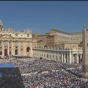 Messe de canonisation de Mère Teresa