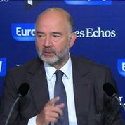 Pierre Moscovici : Qu'ils oublient le référendum!