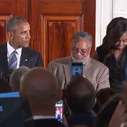 Barack Obama inaugure le Musée afro-américain de Washington