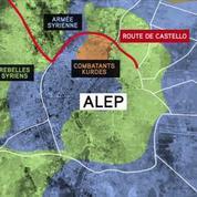 Syrie : toujours pas d'aide humanitaire à Alep
