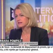 «Comment N.Sarkozy peut-il mieux savoir que toute la communauté scientifique ?», s'étonne B.Pompili