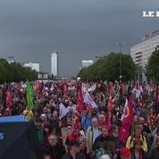 Manifestations en Allemagne contre les traités de libre-échange avec le Canada et les États-Unis