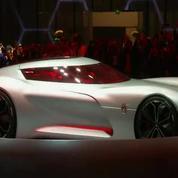 Mondial de l'Automobile : Renault dévoile la Trézor