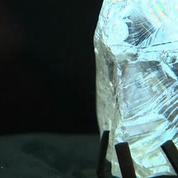 Le Grand Palais accueille Le constellation, diamant le plus pur jamais taillé