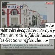 Fermeture du site d'Alstom à Belfort : le bras de fer continue
