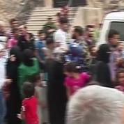 Syrie : Alep sous les bombes, au moins 27 civils tués
