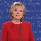 Hillary Clinton affirme que Trump ne paye pas d'impôts