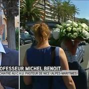 Les blessés psychiques ont besoin d'être reconnus selon le professeur Benoit, psychiatre au CHU de Nice