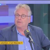 Cohn-Bendit veut éviter à tout prix un second tour Sarkozy-Le Pen