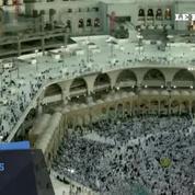 Les musulmans célèbrent l'Aïd al-Adha à La Mecque