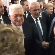 Funérailles de Shimon Peres : Nétanyahou et Abbas se serrent la main