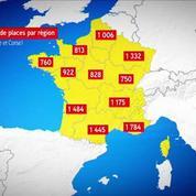 Crise des migrants : le gouvernement veut créer plus de 12.000 places d?accueil dans toute la France