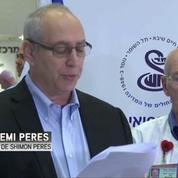 Israël pleure la disparition de Shimon Peres