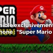 L'action Nintendo bondit après les annonces d'Apple