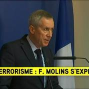 François Molins : L'EI «entend faire des femmes, des combattantes»