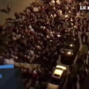 Charlotte : quatrième nuit de manifestation