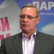 Législatives en Russie : le parti Russie Unie de Vladimir Poutine élu à la majorité absolue