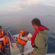 Les garde-côtes turcs ont secouru une centaine de migrants
