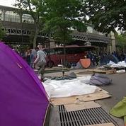 Face au manque de places d'hébergement, un centre d'accueil pour migrants va ouvrir à Paris