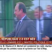 Axelle Lemaire : «Sarko c'est un peu les années 50 avec le gendarme de Saint-Tropez»