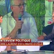 Pierre Laurent : L'idée que je porte rencontre un écho populaire très fort