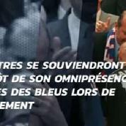 Jacques Chirac et le sport : je t'aime moi non plus
