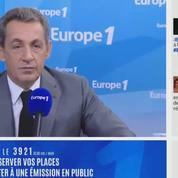 Nicolas Sarkozy raccompagnera François Hollande à sa voiture s'il est élu