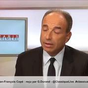Jean-François Copé : « Je ne peux pas imaginer que Nicolas Sarkozy ait fait pression » sur France TV