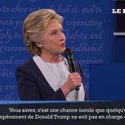 Si Donald Trump était président, il mettrait Hillary Clinton en prison